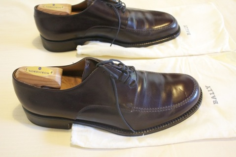 Bally Mens Dress Shoes Size 12US
