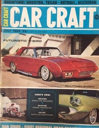 1964 Car Craft magazine