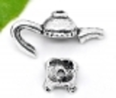 One Teapot Bead Cover / Clutch - Fits 8-10mm Bead