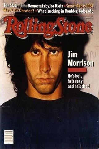 Free: Photo of Famous ROLLING STONE with Jim Morrison on