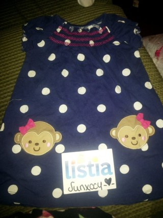 Baby girls 24 months outfit..