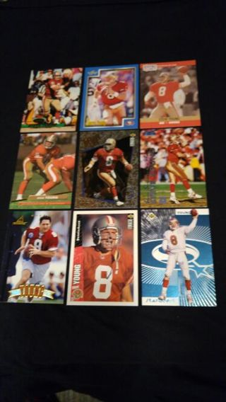 Steve Young cards