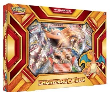 Pokemon Charizard EX FireBlast Collection Box - Sealed, super fast shipping!