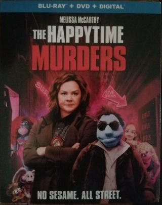 Free The Happytime Murders 2018 Digital Code New Never Used