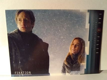 The X Files Trading Card
