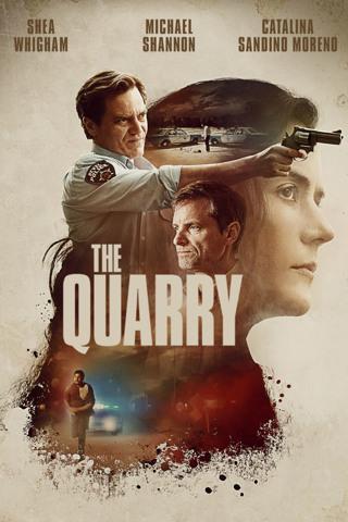 4K- The Quarry (2020) MOVIE CODE- Shea Whigham, Michael Shannon, Catalina Sandino Moreno, Bobby Soto