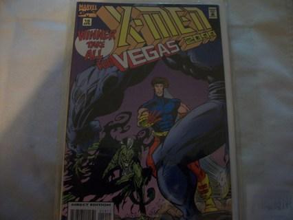 X-Men 2099 Winner Take All for Vegas Comic Book