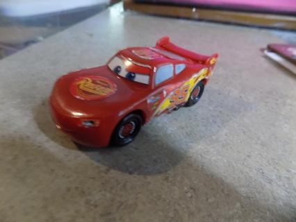 Disney's plastic Red Rusteze # 95 car