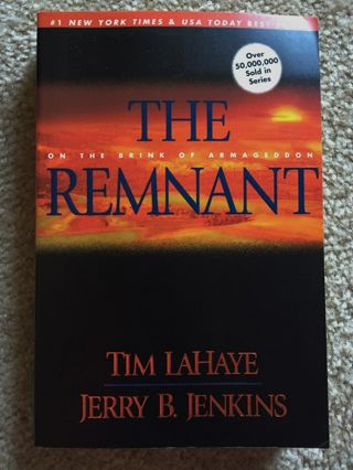 Left Behind The Remnant