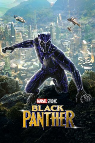 Black Panther HD digital copy ONLY [Google Play code]