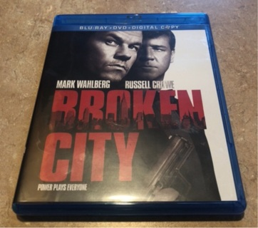 Broken City (2013) Blu-Ray New (Other)