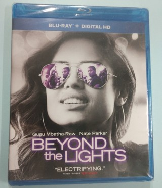 BEYOND THE LIGHTS Danny Glover Nate Parker Gugu Mbatha-Raw Blu-Ray Disc NEW No Code - Free Shipping