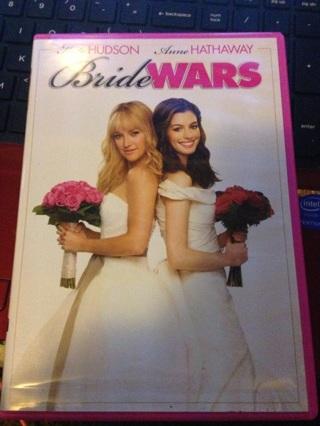 Bride Wars DVD Kate Hudson Anne Hathaway!!
