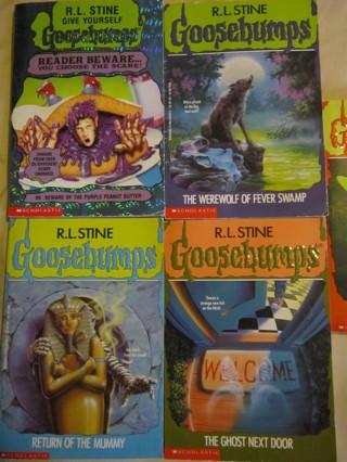 Goosebumps [All Books] : Free Download, Borrow, and ...