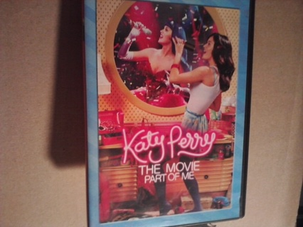 Katy Perry-DVD