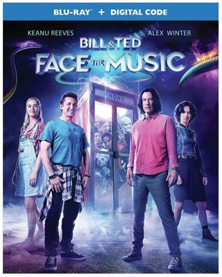 Bill & Ted Face the Music HDX Movies Anywhere, Vudu digital code