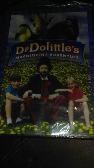 Dr. Dolittles magnificent adventures DVD