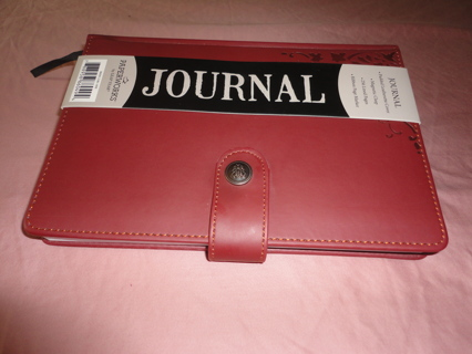 BRAND NEW JOURNAL!!!