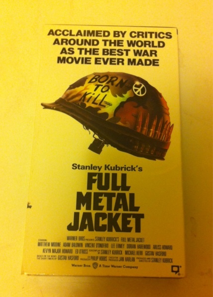 full metal jacket critical analysis Hi, i watched stanley kubrick's full metal jacket the other day and couldn't rest until i found kubrick's theme i struggled until i thought of another.