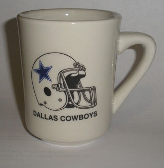 huge selection of 00525 63442 Free: Cool DALLAS COWBOYS Coffee Coco Hot Chocolate ceramic ...