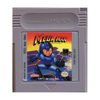 mega man for game boy