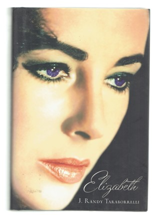 Elizabeth Book By J Randy Taraborrelli Hardcover