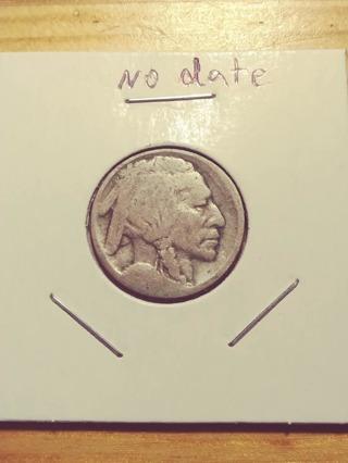 No Dated Buffalo Nickel! 0