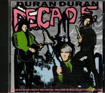 Decade - CD by Duran Duran
