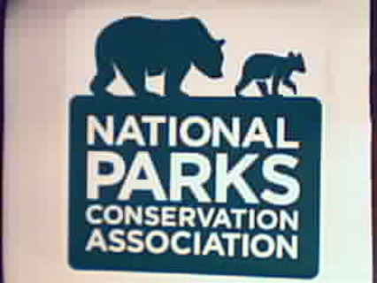 Stickers: 14 National Parks Conservation