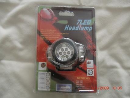 7 led Headlamp