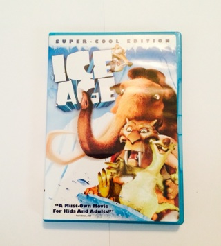 ❤❤ ICE AGE - SUPER COOL EDITION (DVD) ❤❤