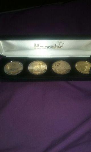 Harrahs coins