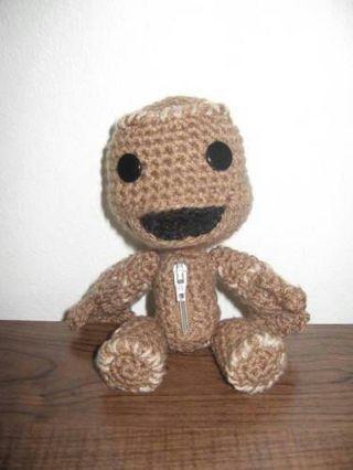 Free sackboy crochet pattern little big planet crochet sackboy crochet pattern little big planet dt1010fo