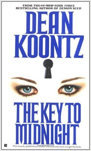 THE KEY TO MIDNIGHT by Dean Koontz  (BEFORE YOU BID PLEASE ASK HOW MUCH SHIPPING COSTS TO YOUR HOME)