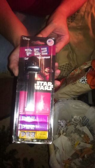 Darth Vader Disney Pez