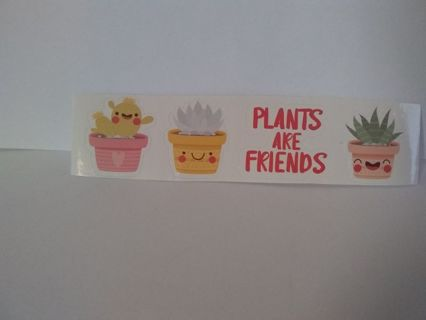 Plants and flowers Stickers