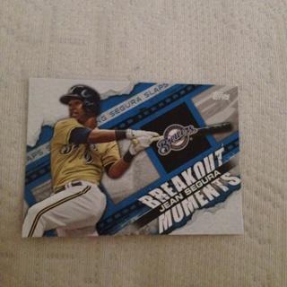Jean Segura 2014 Topps Breakout Moments Insert Baseball Card