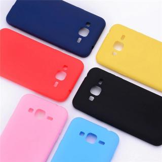 Case For Samsung J3 6 Case Silicone Cover For Samsung J3 2016 Case Fundas Candy color Back Cover F