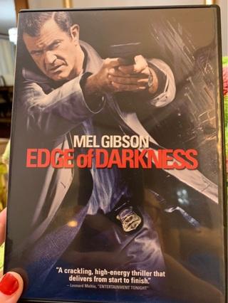 Edge of Darkness DVD (2010) Thriller with Mel Gibson
