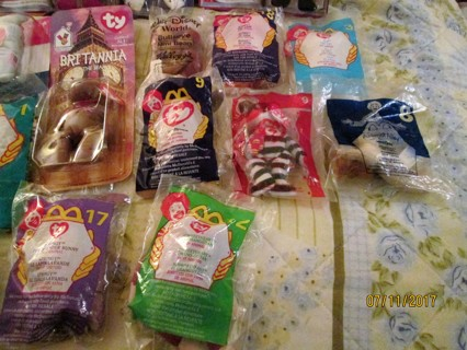 Beanie Babies-Last of Collection