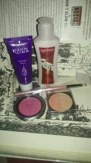 5pc Health & Beauty Lot  * Gin 6th Item Free*