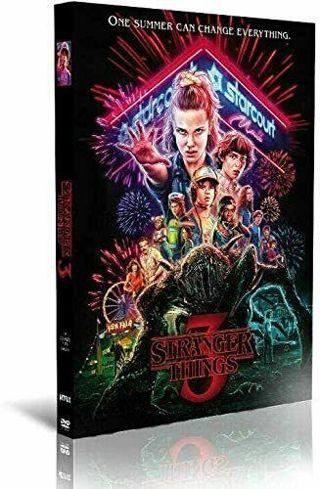 Stranger Things Season 3 (DVD)