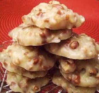 No Bake praline cookie recipe + 4 bonus recipes