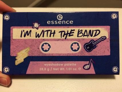 Essence - I'm With The Band, Eyeshadow Palette. Ulta Beauty