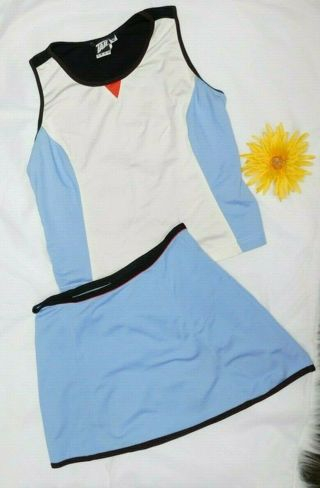TAIL Skirt 7 Top Sporty/Athletic Set Combo Womens M