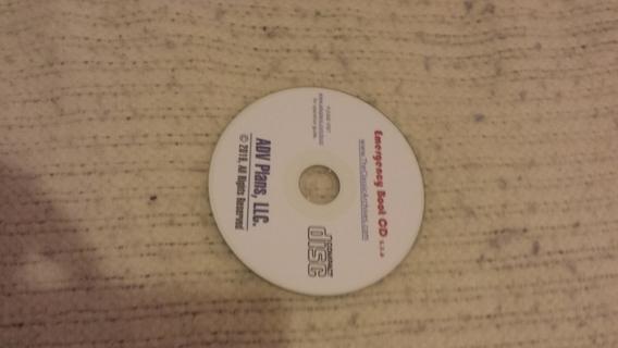 EMERGENCY BOOT CD
