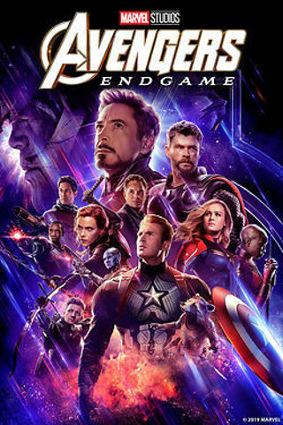 Avengers: Endgame code (Google Play HD Digital Copy)