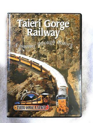 Taieri Gorge Railway DVD