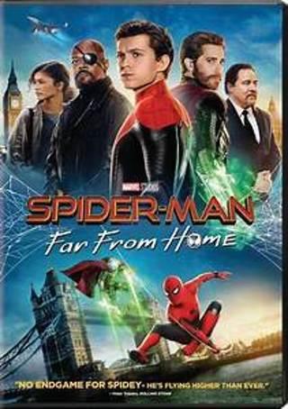 Spiderman Far From Home Digital Code
