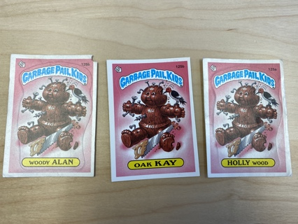 Garbage Pail Kids LOT #BB